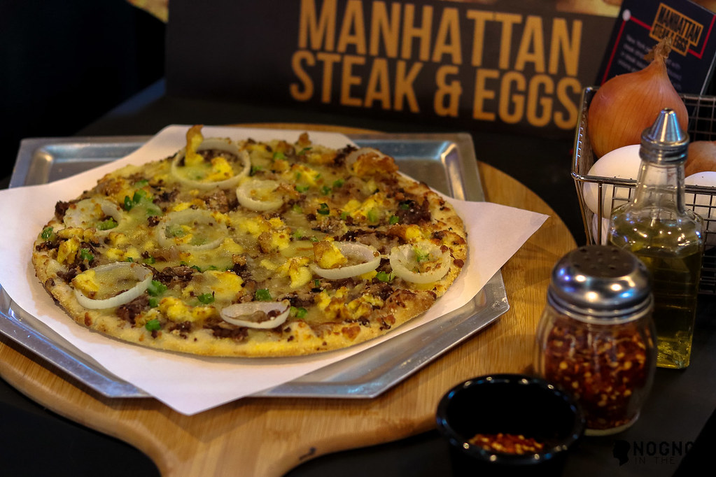 Yellow Cab Paseo De Magallanes Borough Pizza  By Rodel Flordeliz