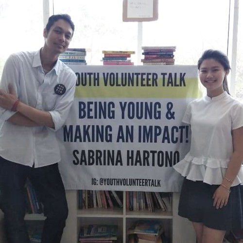 Youth Volunteer Talk | by solidaritas KEBERSAMAAN