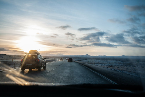 Highway to Reykjavik | by asenseof.wonder