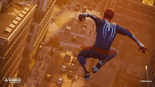 Share of the Week - Marvel's Spider-Man | by PlayStation.Blog