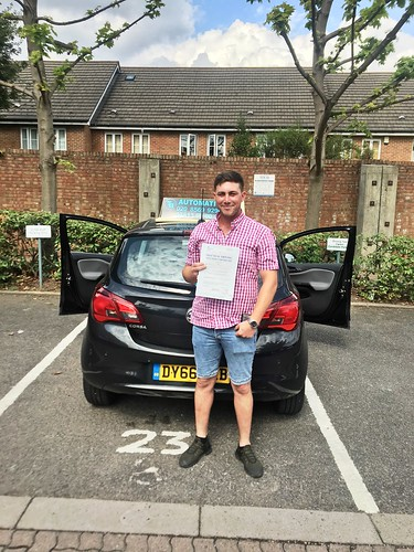 Congrats to ANDREI on passing his driving test this afternoon at Isleworth 1st time!!! Well done!!!🚗🚗🚗🚗🚗 | by testbusters