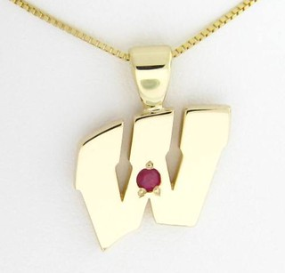 University of Wisconsin Motion W pendant | by Wisconsin Manufacturers & Commerce