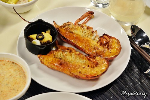 Flavours of Peru-Mandarin Orchard-Lobster | by Hazeldiary