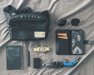 Second edition of what's in my bag. | by nvtekvng
