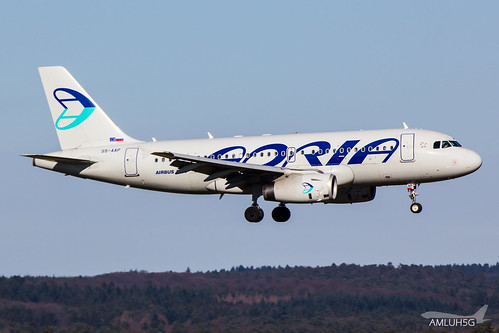 Adria Airways - A319 - S5-AAP (1) | by amluhfivegolf