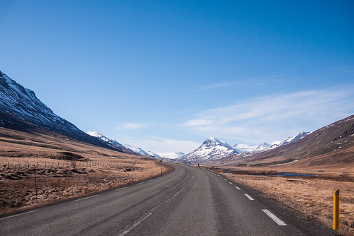 Iceland Highway | by asenseof.wonder