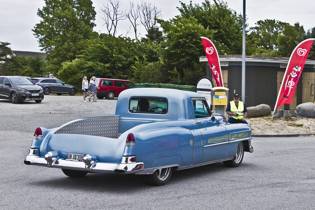 Cadillac Deville Series 62 Flower Car 1953 7514 Flickr