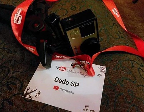 I'm always pursuing knowledge; I'm a seeker of spiritual equilibrium. #throwback @youtube Creator Day 2016 #nametag #youtube #youtubeindonesia #ytcreatorday #youtubers #youtubevlogger #ytcreators #ytcreator #ytcreatorbdg #gopro #goproindonesia #hero4 | by Dede SP