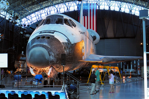 Space Shuttle Discovery | by Eclectic Jack