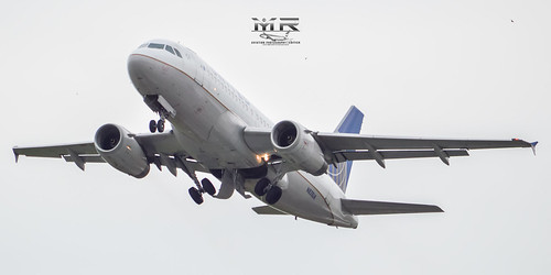 N831UA | by M.R. Aviation Photography