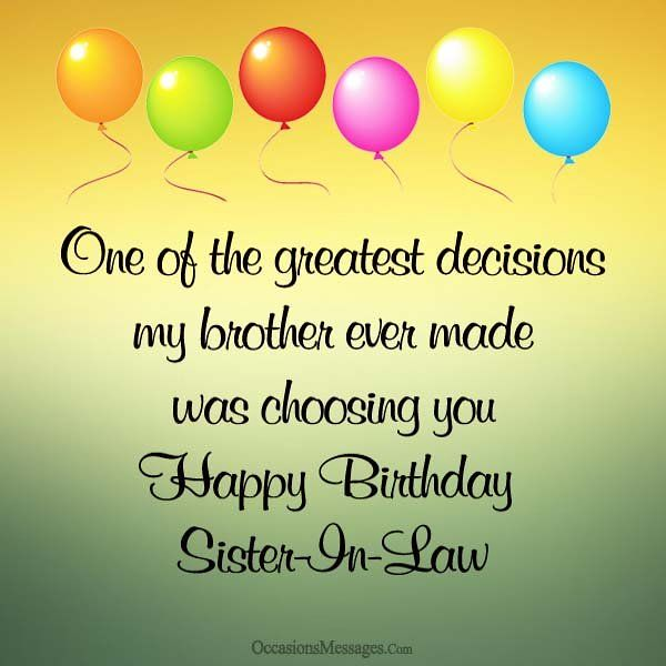 Best Birthday Quotes Happy Birthday Sister In Law Bir Flickr