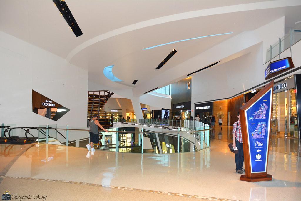 The Shops at Crystals  Aria Las Vegas  | Roig61 | Flickr