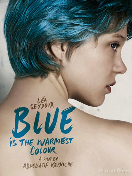 Phim Cuộc đời của Adèle / Màu Xanh Nồng Ấm - Blue Is The Warmest Color / La Vie D*adèle (2013)