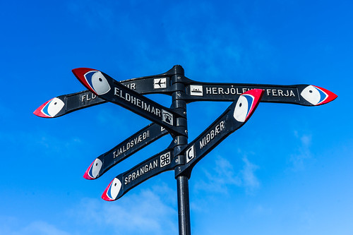 Westmann Islands Signpost | by asenseof.wonder