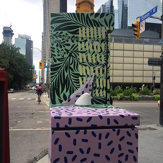 Why do these boxes near street corners have cute shark teeth on them? | by Matthew Burpee