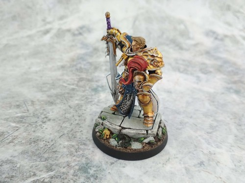 Severin Steelheart | by Wargaming Mamas