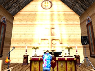 Church Sanctuary - Giving Thanks For the New Day Coming | by mromani50