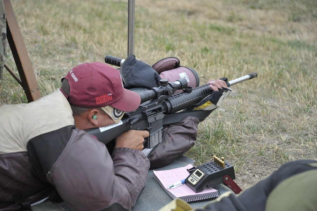 all guard service rifle team at 2018 civilian marksmanship flickr