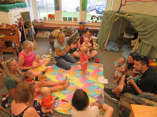 Baby Lapsit music | by tamworthlibrary
