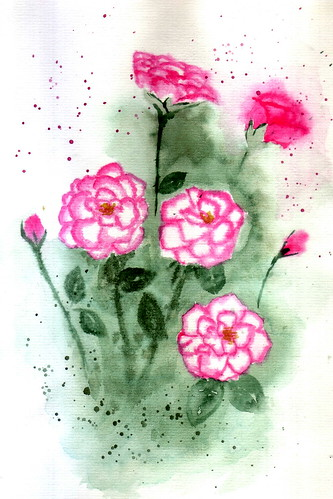 watercolor24-roses | by salazar62