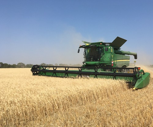 2018 High Plains Harvesting | by AllAboardWheatHarvest