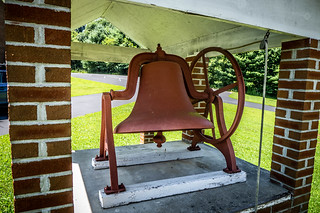 Mountain Lily Bell at Horse Shoe Baptist Church-003 | by RandomConnections