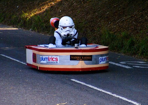 Soapbox Race, Vaders Raiders | by Martin Pettitt
