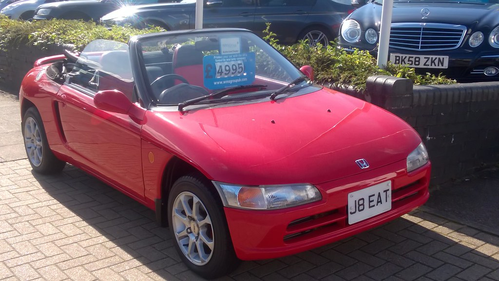 1991 Honda Beat J8 Eat For Sale Here At 4 995 Always F Flickr
