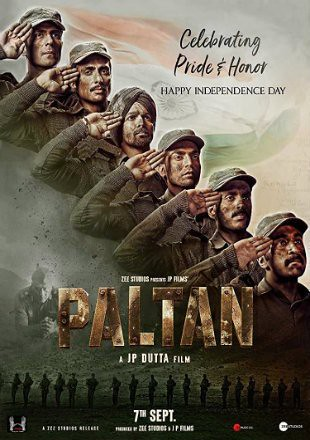 Paltan 2018 Pre Dvdrip 800mb Full Hindi Movie Download X26 Flickr