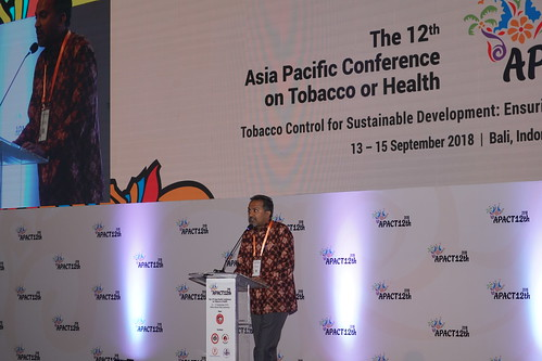 13-9-2018 Opening Ceremony The 12th Asia Pasific Conference on Tobacco or Health Bali (6) | by Sehat Negeriku!
