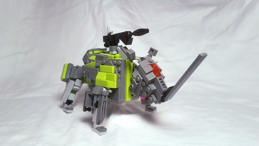 Lego Transformers Heavy Head With Instructions Youtu