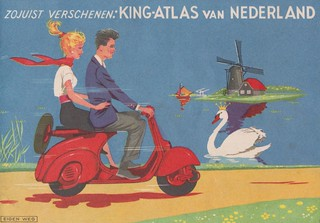 KING Peppermint Brochure (Holland 1965) 1 | by MarkAmsterdam