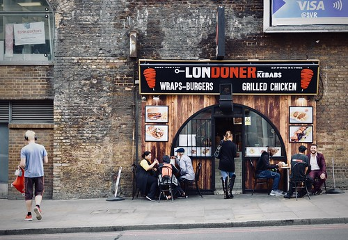 Londoners by a Londoner | by Sandrine Vivès-Rotger photography