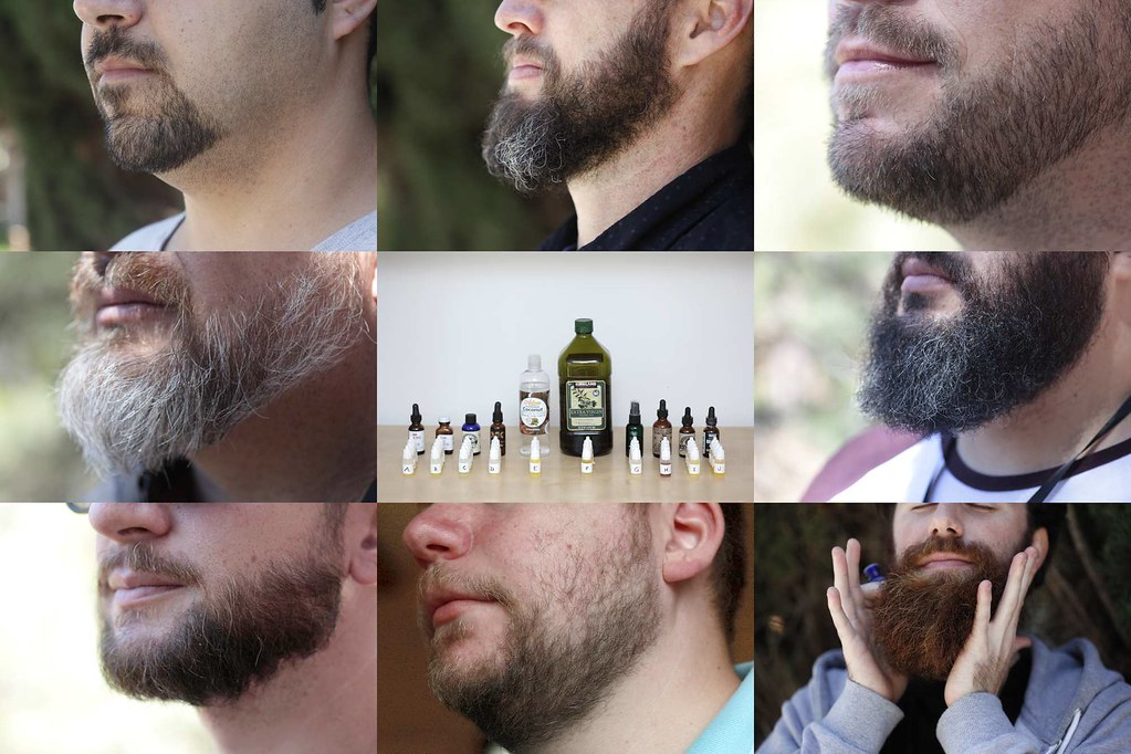 Oleo de Argán para barba