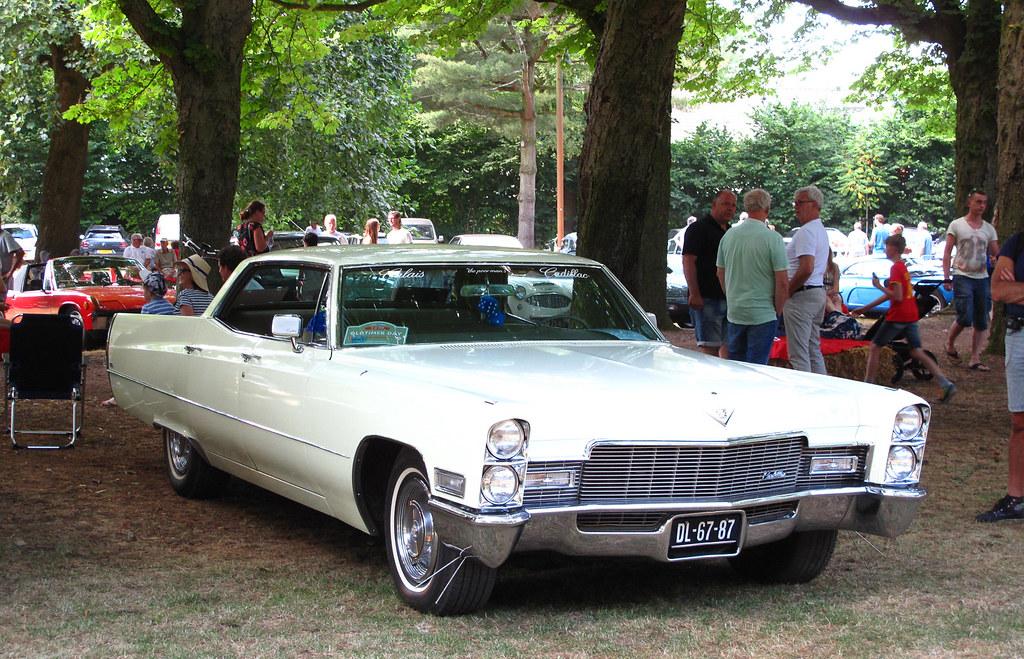 1968 Cadillac Calais 7 0 V8 Oldtimer Day Berkel Enschot Flickr