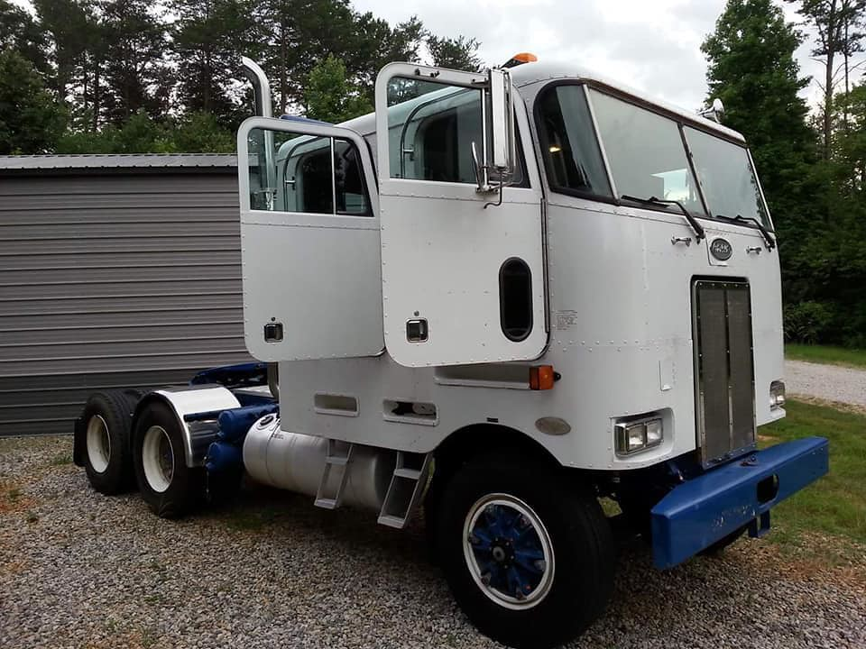 Peterbilt 362 Crew Cab One Of Only 2 In Existence Credit Flickr