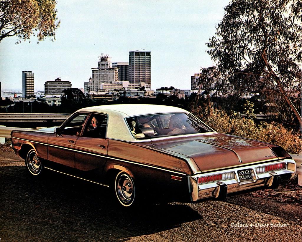 1973 Dodge Polara 4 Door Sedan Alden Jewell Flickr Hardtop By Aldenjewell