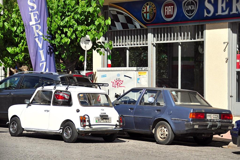 Mini 850 Mitsubishi Lancer Fiore Xleo9x Flickr