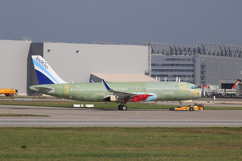 A320neo IndiGo VT- | by XFW-Spotter