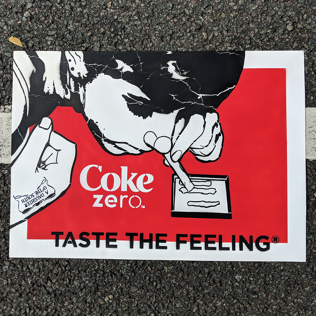 badvertising taste the feeling it s funny how many adver flickr