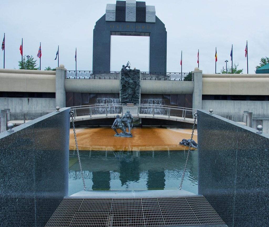 National D Day Memorial By Steve4343