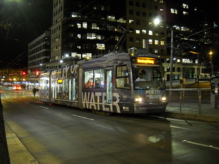 Took the streetcar to the train | by Slack Action