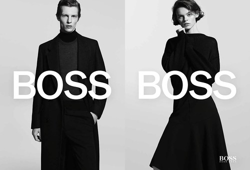 BOSS SETS A NEW TONE WITH STRIKING | by I.F.N. - International Fashion Network