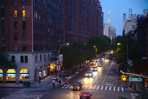 West 23rd St, from the High Line | by aenigmatēs