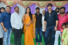 Amma Deevena Movie Opening Stills