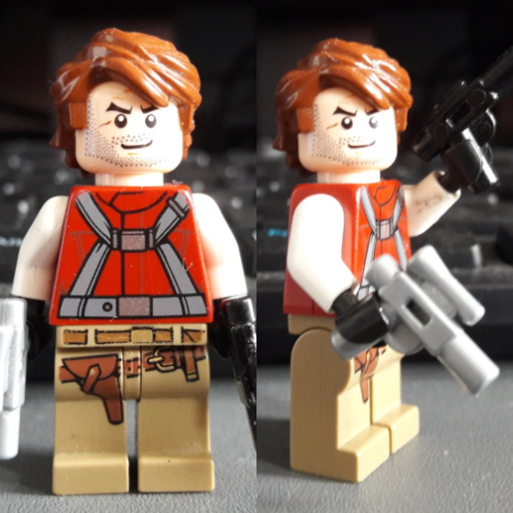 i made my im game swtor charactar in lego his name is t flickr