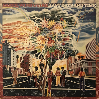 EARTH, WIND & FIRE:LAST DAYS AND TIME(JACKET A) | by VINYL7 RECORDS