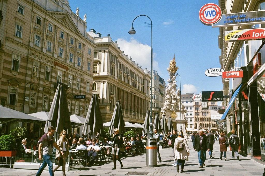 Graben Viena April 2018 00060039 Leica M5 Summaron 35 Flickr