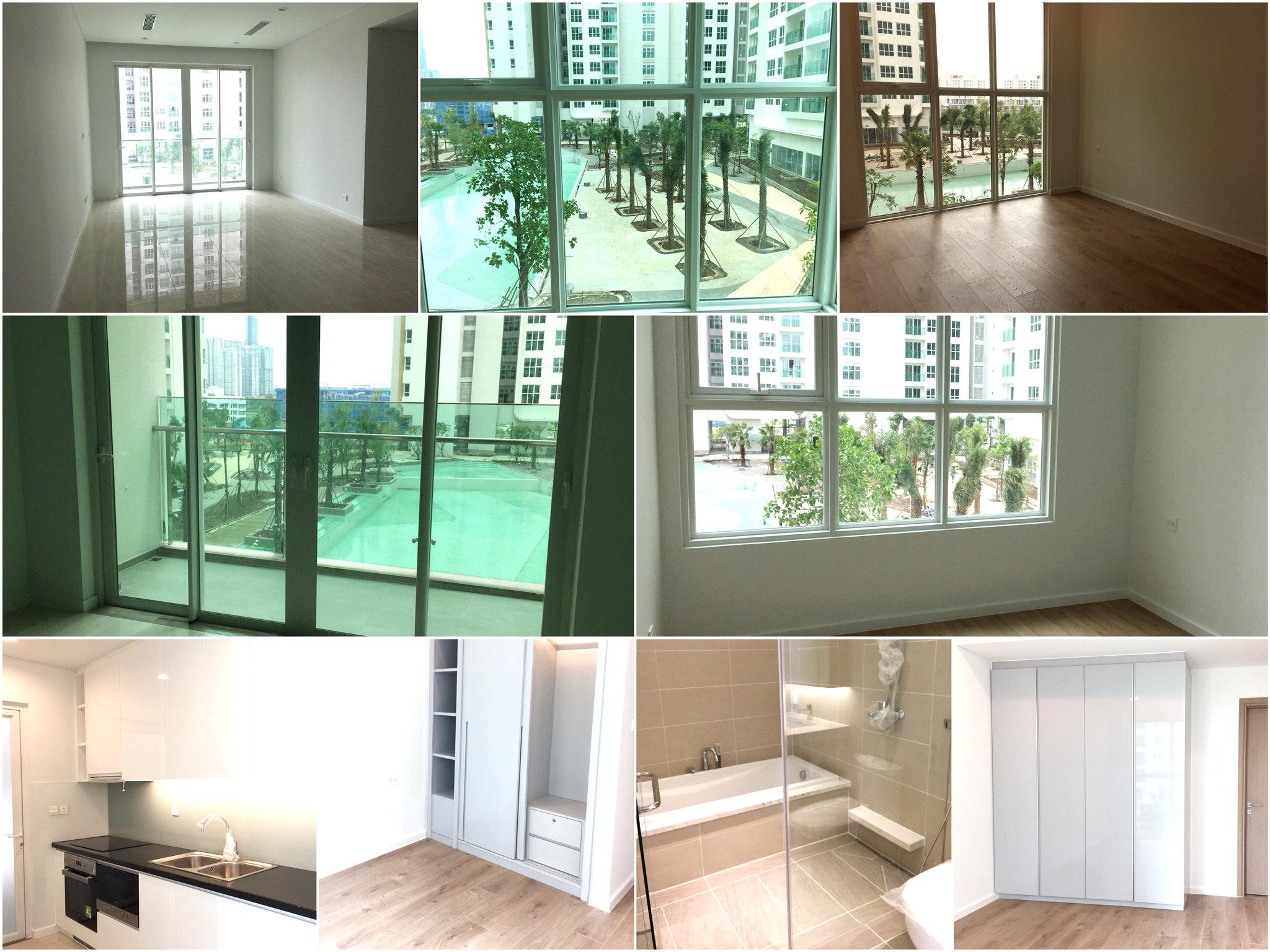 Hình ảnh thực tế căn hộ bàn giao theo tiêu chuẩn từ Đại Quang Minh
