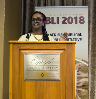 Seble Hailu at ABLI 18. Picture by Bible Society, Andrew Boyd | by abliforum2015